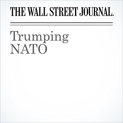 Trumping NATO cover art