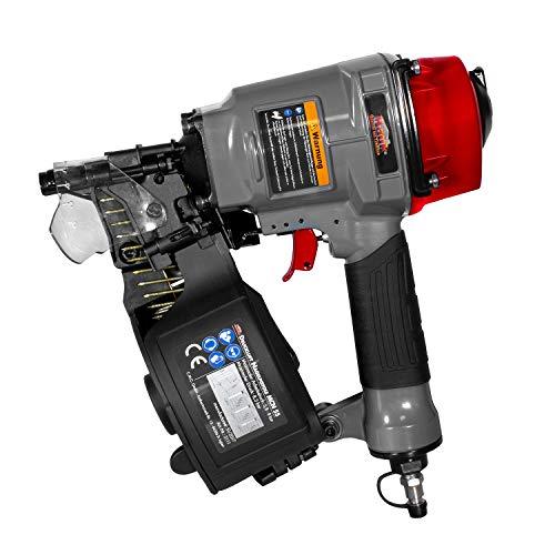 Mauk Druckluftnagelpistole MCN55 Nagelänge 32- 55 mm Max. 8,3 bar - Druckluftnagler