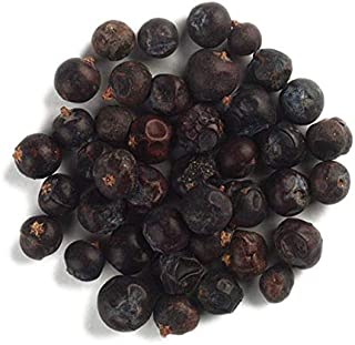 Frontier Co-op Juniper Berries Whole, Certified Organic 1 lb. Bulk Bag