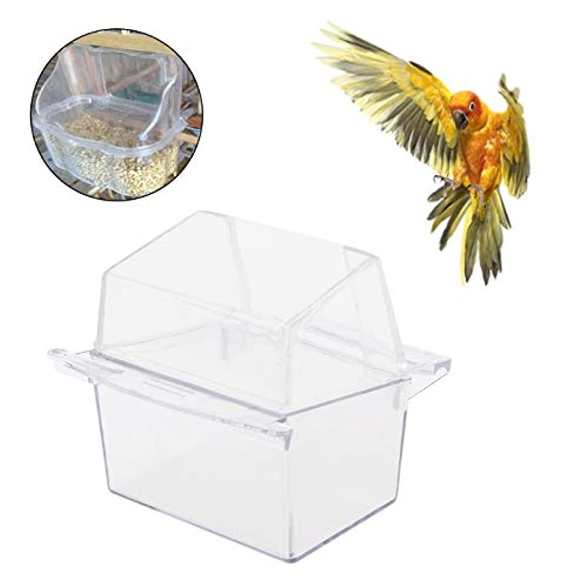 Pig Feeder - Pet Bird Feeder Drinker Food Bowl Parrot Water Farming Equipment - Tube Bath House Prong Food Cups Cameras Bird Accessories Syringe Needle Pole Device Bucket Outside Feeders Platfor