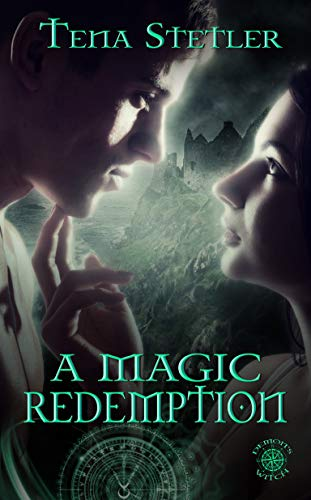 Book: A Magic Redemption (A Demon's Witch Series Book 5) by Tena Stetler