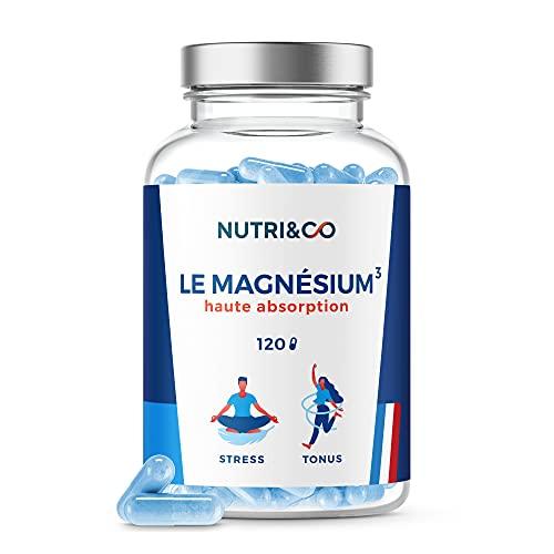 Magnésium Végétal + Vitamine B6 Bio-active |...