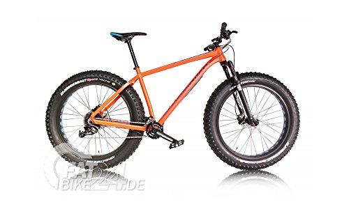Mondraker Tanque R Fat Bike Mounterbike MTB con horquilla Rock Shox Bluto Race Face Evolve y Foward Geometry (L)