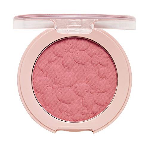 ETUDE HOUSE [Blossom Picnic] Blossom Cheek (#PK003 Waiting, Blooming and Watching) | Pearl Powder Blusher to Make Cherry Blossom-Colored Cheeks | Korean makeup