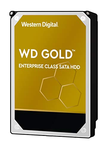 "WD Gold 6TB Enterprise Class Internal Hard Drive - 7200 RPM Class, SATA 6 Gb/s, 256 MB Cache, 3.5"" - WD6003FRYZ"