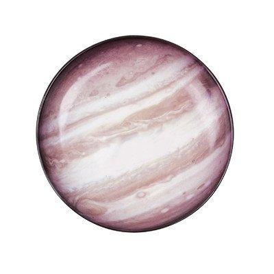 SELETTI Cosmic Diner 25,9cm Jupiter in Porcellana Piastra