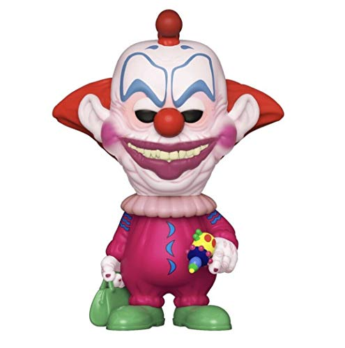 Funko Pop! Killer Klowns from Outer Space Slim NYCC Shared Sticker Exclusive