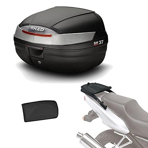Sh37rehe66 - sac porte-bagages et coffre à bagages sh37 compatible avec bmw r1200 rs 2015-2015 bmw r1200 r 2015-2015