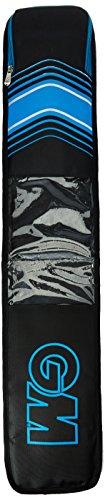 GM 1601286 EW Men's Full Length Cricket Bat Cover (Blue/Black)