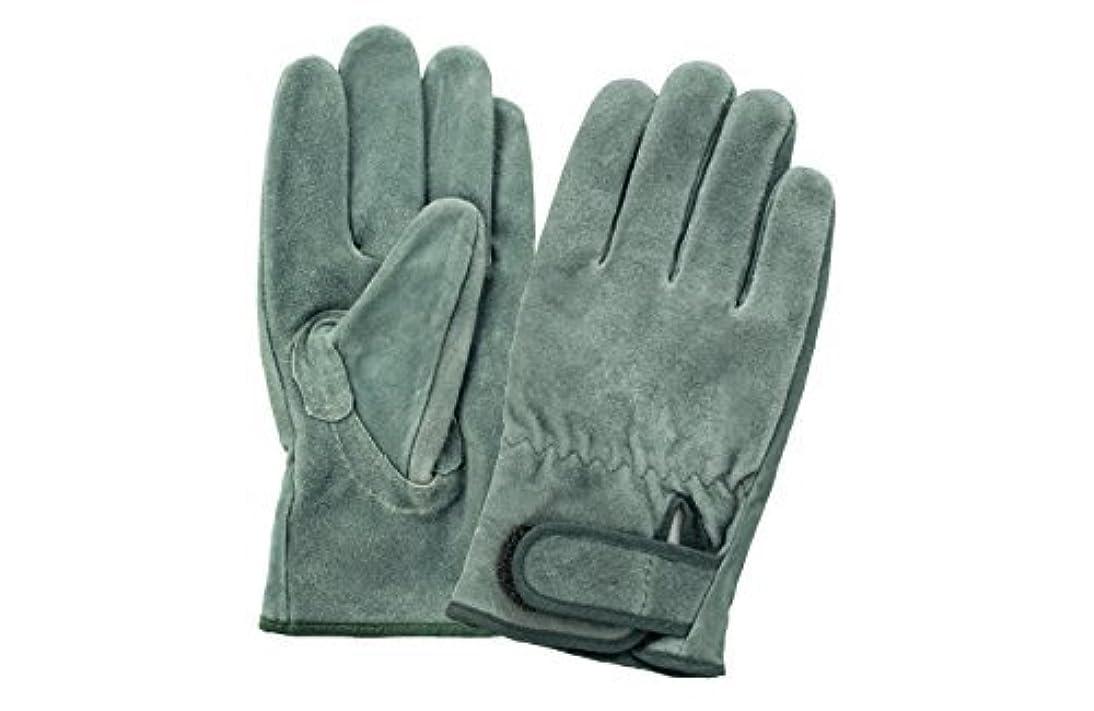 FGC オイル33 オイル皮手袋 マジック付 10双組 (Lサイズ)