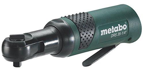 Metabo 601552000 601552000-Atornillador de carraca neumático DRS 35-1/4