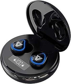 Tung bas hörlurar öronsnäckor hörlurar Snygg Portable Bluetooth 5.0 True Wireless Earbuds, A29 TWS hörlurar med laddningsf...