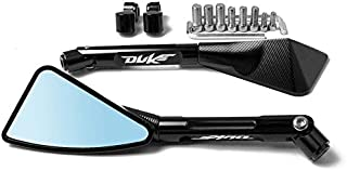 Color : Black For Duke 125 200 250 390 990 790 2018 2019 Duke CNC de Aluminio Accesorios de la Motocicleta basculante Carretes Control Deslizante Sus Tornillos M10