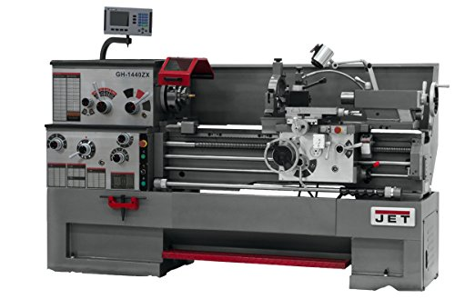 Sale!! JET GH-1440ZX Lathe with 300S DRO and Taper Attachment
