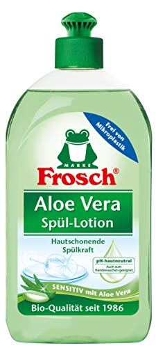 Frosch Aloe Vera Handspül-Lotion, 8er Pack (8 x 500 ml)