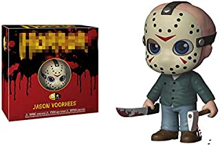 TIKIDA 4-Style Big Doll Jason Voorhees 12Cm Action Figure Collectable Toy Doll Must Have Tools Friendship Gifts My Favourite 4T Superhero LOL Unboxed