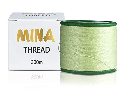 MINA Thread 1 Spool X 300m | Eyebrow Threading Thread | Organic Cotton Thread