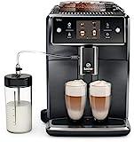 Saeco Xelsis SM7684/04 Super Automatic Espresso Machine, Titanium...