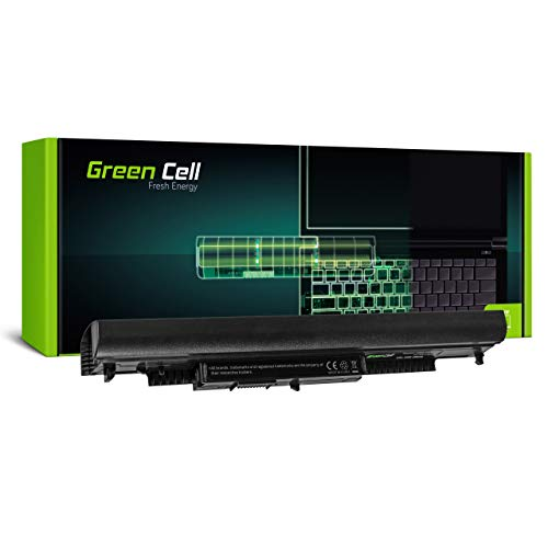 Green Cell Batteria HP HS03 HSTNN-LB6U HSTNN-PB6S 807956-001 per Portatile HP 250 G4 250 G5 255 G4 255 G5 240 G4 240 G5 245 G4 245 G5, HP 15-AC125NG 15-AY123NG 15-BA042NG 15-BA050NG 15-BA520NG (11.1V)