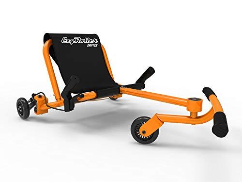 Ezyroller Drifter Fun Fahrzeug Dreirad Drift ezy Roller, Farbe: orange
