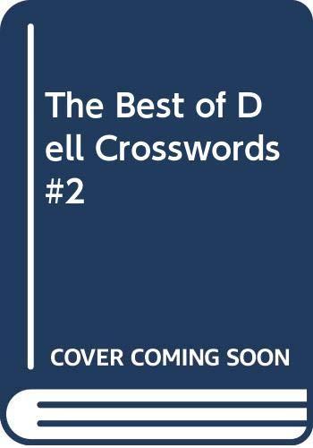 Dell Crossword Puzzles