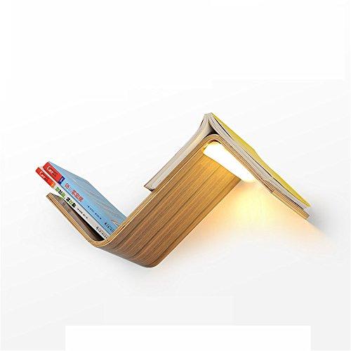 SADASD Ajouter aux favoris étagère Wall Lamp Corridor Corridor européen balcon extérieur appliques, droit de noyer noir 32 * 23 * 16cm