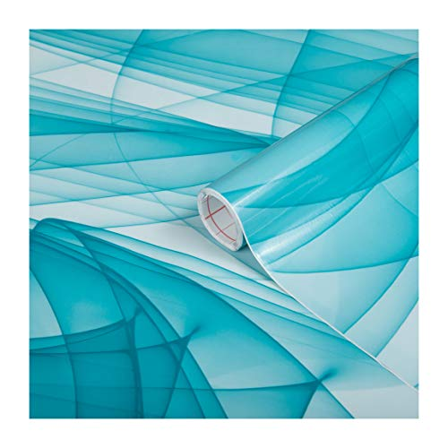 d-c-fix, Folie, Murano blue, 45 cm x 150 cm, selbstklebend