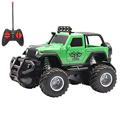 Amazon - Save 70%: Remote Controlled Truck Car Radio Control Toys Car for Kids (E)