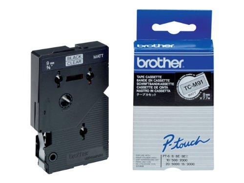 Brother TCM91 Schriftbandkassette 9mm