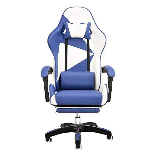 Draaibare bureaustoel, Computer E-Sports stoel Gaming stoel Home Lazy Reclining bureaustoel