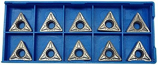 TNG-322 Grade C5//C6 TiN Coated Carbide Inserts 10 pcs.