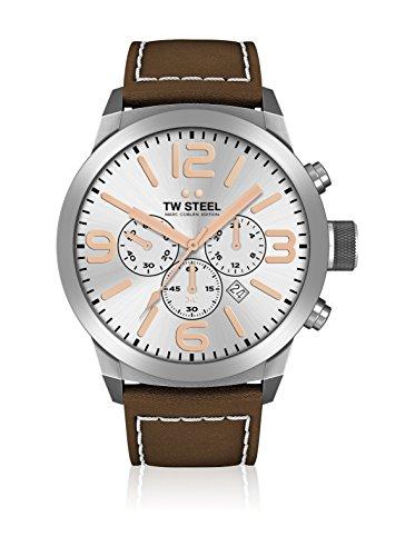 TW Steel Reloj de Cuarzo Unisex Twmc32 45 mm