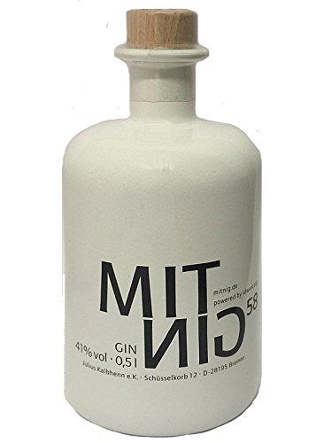 Mitnig 58 Gin White 0,5 Liter