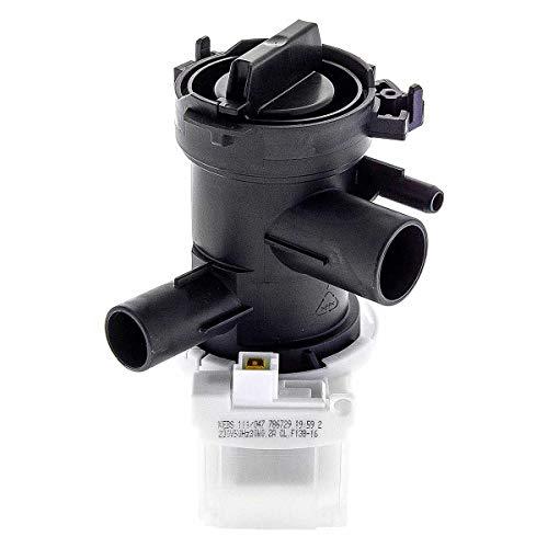 Recamania Bomba de desagüe para Lavadora Bosch Siemens 145212