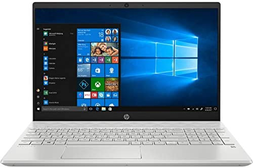 2020 HP Pavilion 15 6 Inch FHD 1080P Touchscreen Laptop Intel Core i7 1065G7 up to 3 9GHz 16GB product image