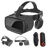 Houozon Occhiali per Realtà virtuale VR, Cuffie 3D per Android 3D VR da 7,4-6,2 Pollici, ...