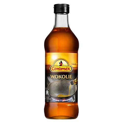 Conimex - Wok Öl - Orientalisches Wok Gericht - 500 ml
