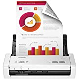 Brother Easy-to-Use Compact Desktop Scanner, ADS-1200, Fast Scan Speeds, Ideal...