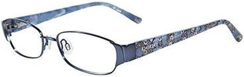 Bebe Fresh Prescription Eyeglasses  5047 414  Sky (51 16 135)