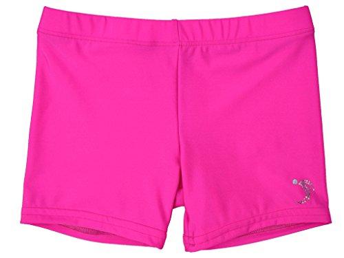 pink micro shorts - 2