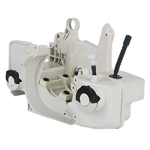 Bayda - Funda para motor de cárter de depósito de gasolina y combustible, compatible con 023.025 Ms 230 Ms 250 Sierra
