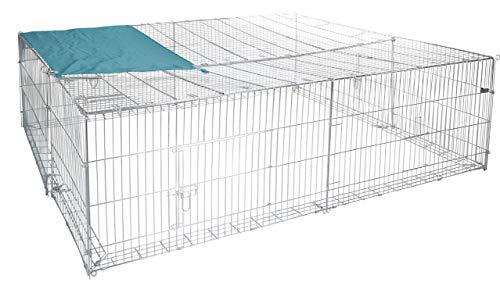 KERBL 81711  Extension d'Enclos pour Petit Animal 230 x...