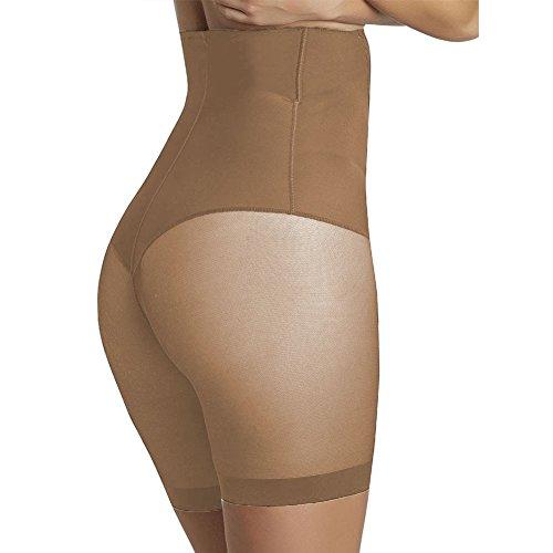 YSABEL MORA Faja Alta Reductora Pantalón Mujer. Vientre Plano XXL