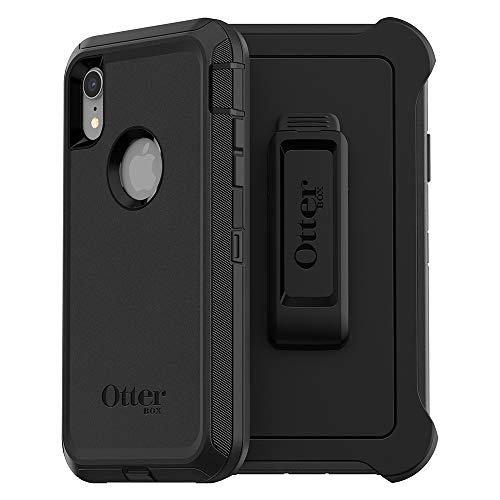 OtterBox 77-59761 Defender Hülle Apple iPhone XR Schwarz