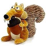 Kkghta Juguetes de Peluche de Ardilla, muñecas de Animales Lindos, muñeca de Peluche de Ardilla, Juguetes de Peluche de Ardilla de Regalo