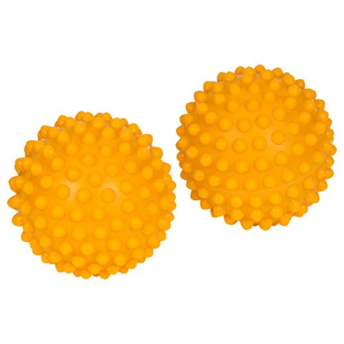 Sport-Tec Sensy-Ball Igelball Massageball Reflexzonen Massage Selbstmassage 10 cm GELB