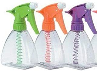 Tolco Neon Mist Spray Bottle (Pack of 3) Colors May Vary