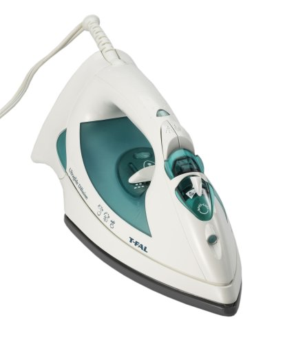 T-fal 1761003A Ultraglide Diffusion Iron with 3-Way Auto Shut Off & Vertica