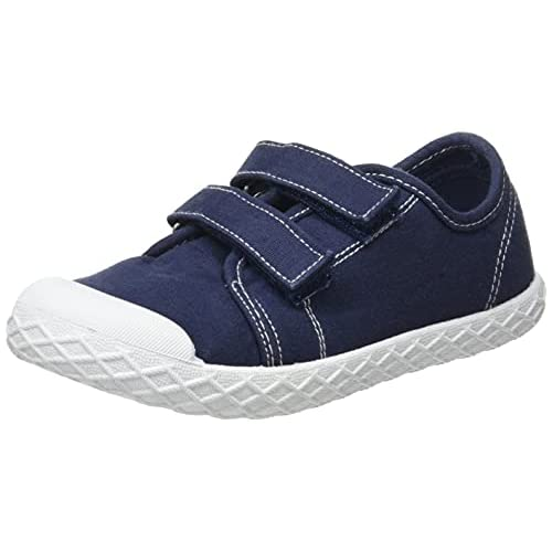Chicco Scarpa Cambridge, Sneaker Bambina, Blu (Blu/800 800), 21 EU