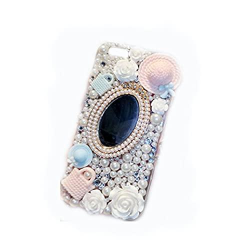 One Life ,one jewerly Samsung Galaxy S7 Holiday cáscara del teléfono celular, perla, cáscara del teléfono celular con espejo, (qué tipo de cáscara del teléfono móvil se necesita?